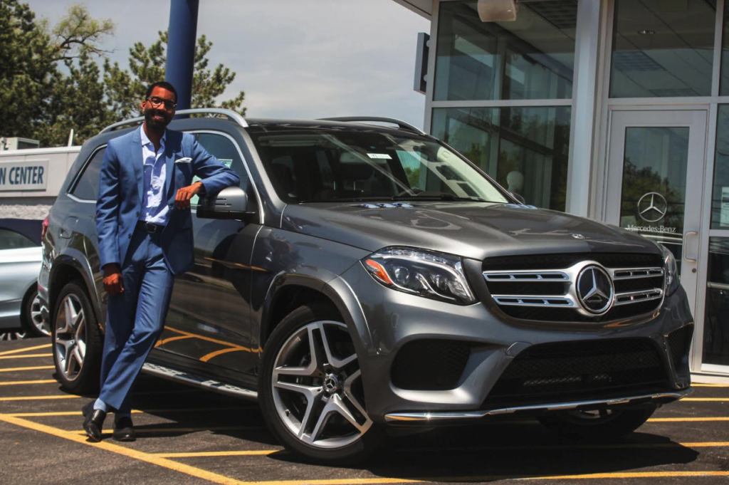 2018 Mercedes-Benz GLS 450 4MATIC®