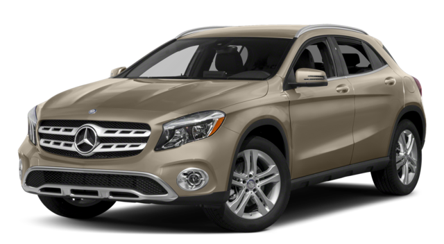 2018 MB GLA Tan