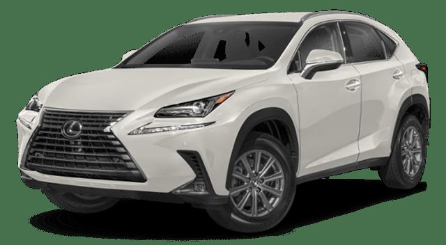 2019 Lexus NX White