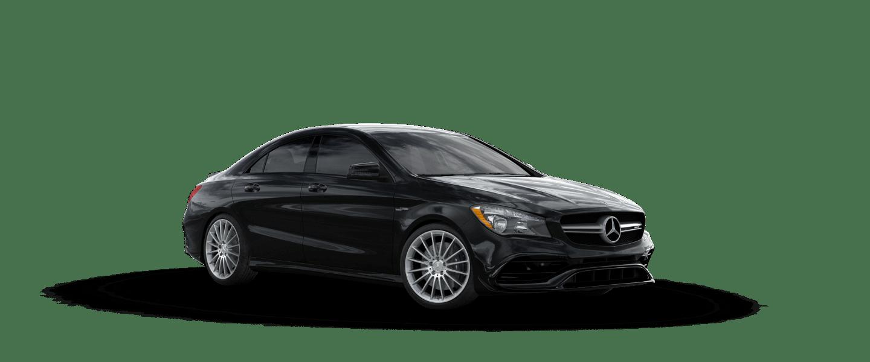 AMG® CLA 45 Coupe