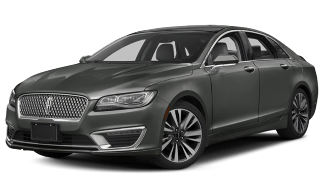 2018 Lincoln MKZ Gray