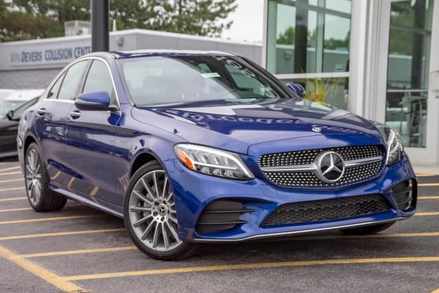 2020 Mercedes-Benz C 300 4MATIC® Sedan