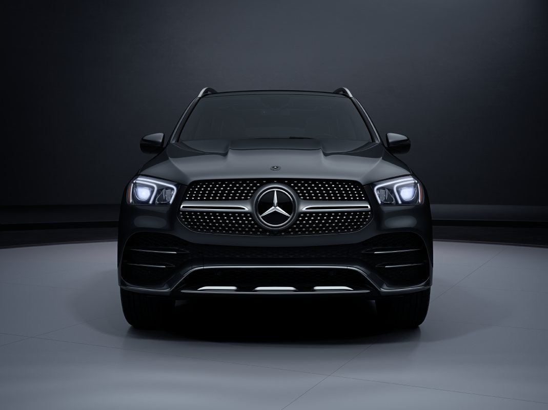 The New 2020 GLE SUV | Mercedes-Benz of Cincinnati