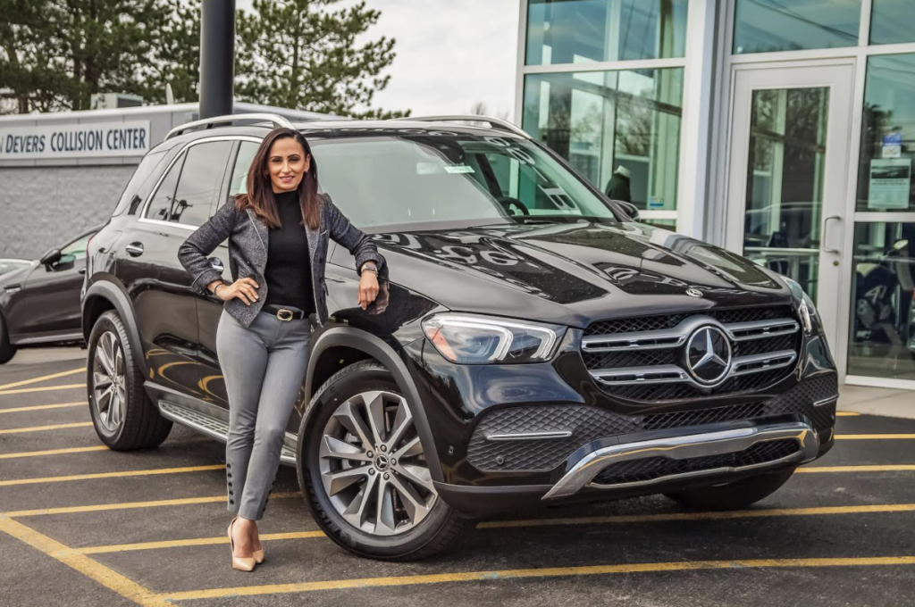 2020 Mercedes-Benz GLE 350 4MATIC® SUV | Vin Devers Autohaus of Sylvania