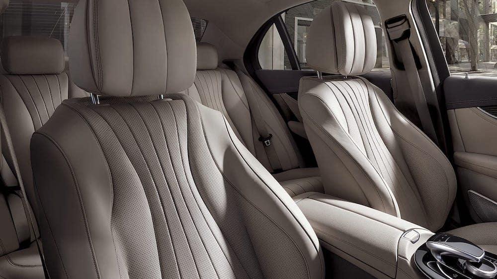 2019 E-Class interior