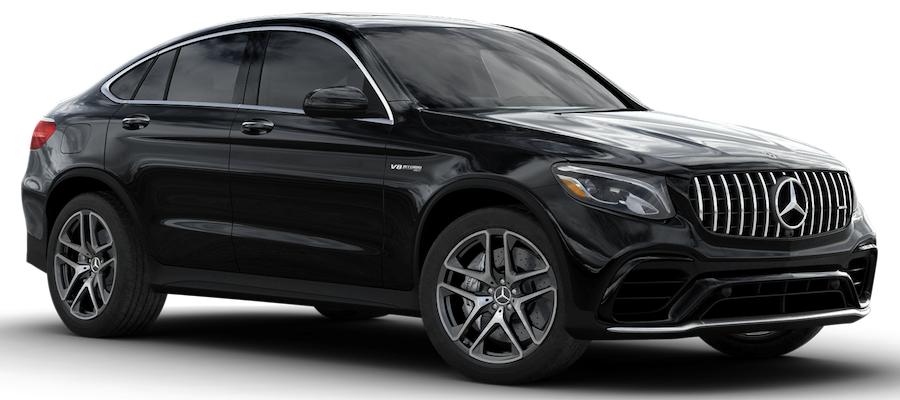 2019 AMG® GLC 63 Coupe