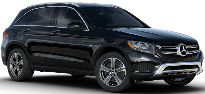 2019 GLC 350e 4MATIC® SUV