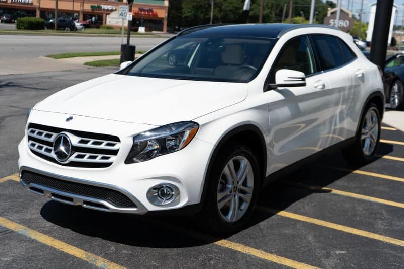 Certified Pre-Owned 2019 Mercedes-Benz GLA 250 AWD 4MATIC®