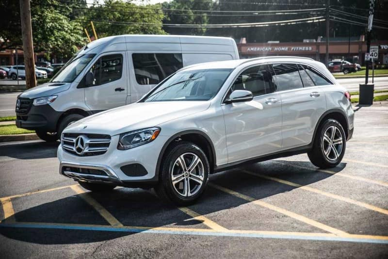 Certified Pre-Owned 2019 Mercedes-Benz GLC 300 AWD 4MATIC®