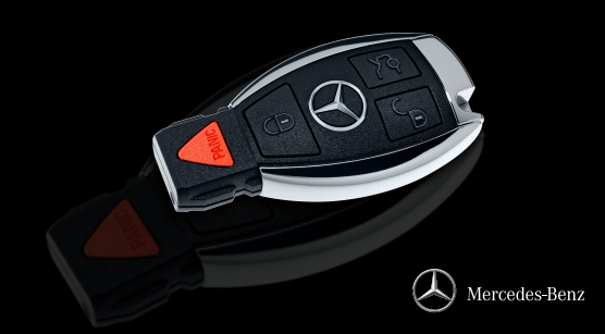Mercedes-Benz Key Fob