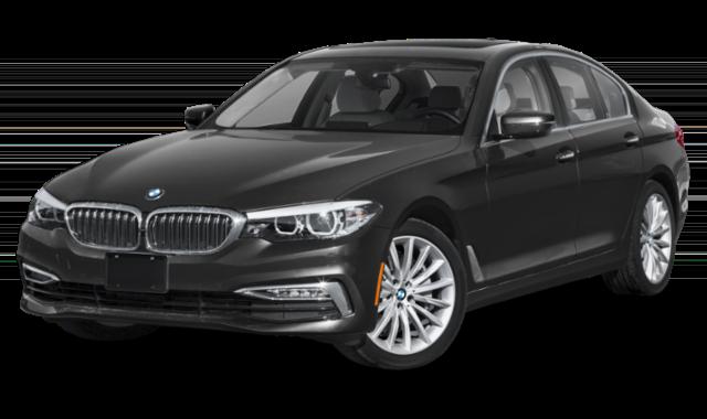2020 BMW 5 Series comparison image