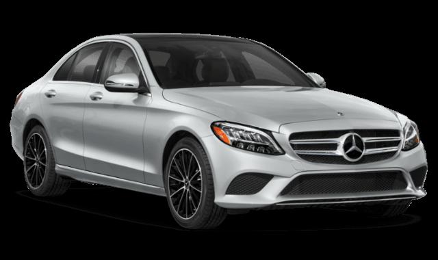 2020 Mercedes-Benz C-Class comparison image