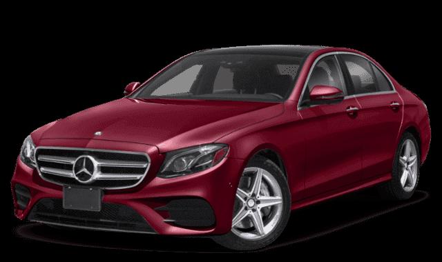 2020 Mercedes-Benz E-Class comparison image