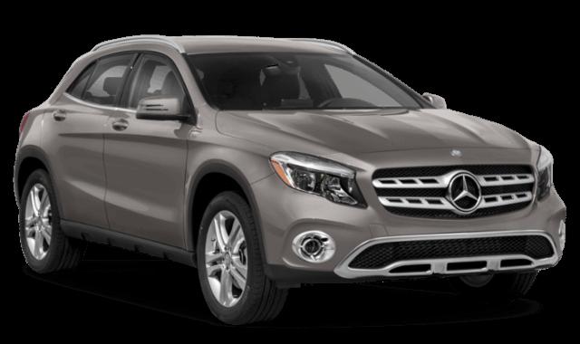 2020 Mercedes-Benz GLA comparison thumbnail