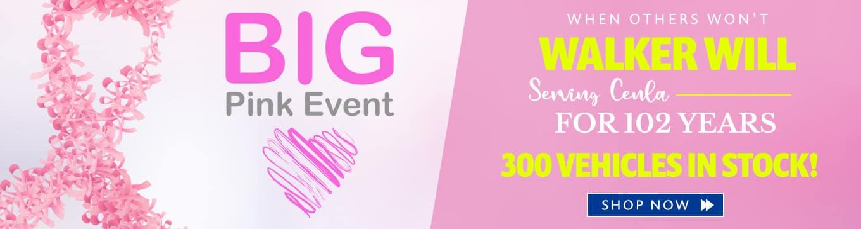 BIG Pink Event