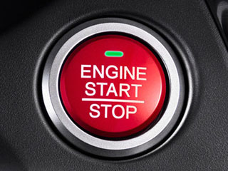 2014 Honda Civic Push Button STart