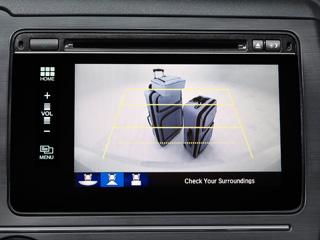 2014 Honda Civic Rearview Camera