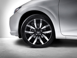 2014 Honda Civic Exterior Style Alloy Wheels