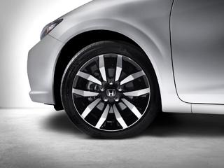 2014 Honda Civic Exterior Style Alloy Wheels