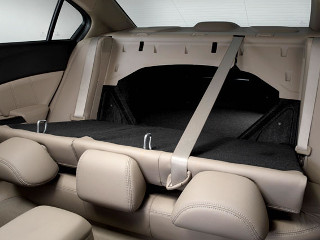 2014 Honda Civic Interior Design