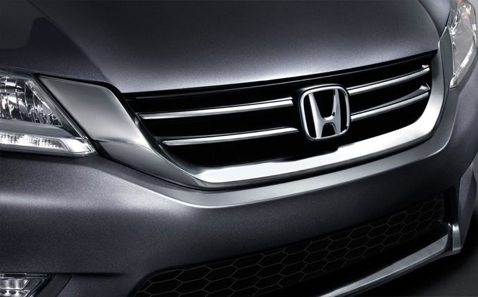 2015 Honda Accord Grille