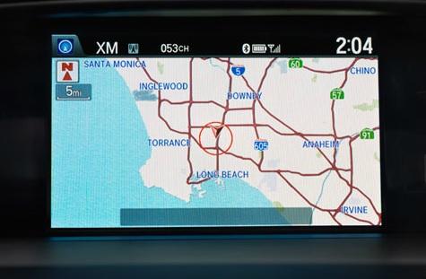 2015 Honda Accord Navigation