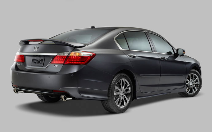 2015 Honda Accord Spoiler