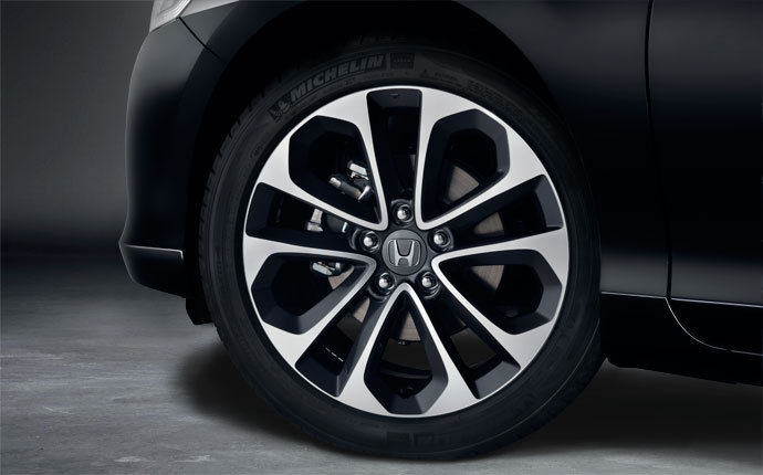 2015 Honda Accord Wheel