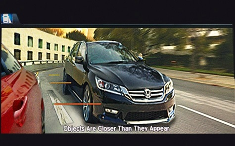 2015 Honda Civic LaneWatch