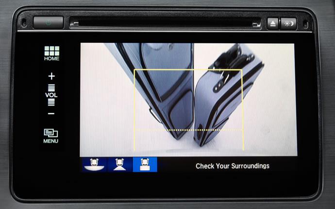 2015 Honda Civic Rearview Camera