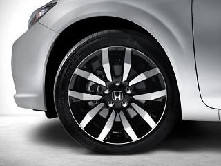 2015 Honda Civic Wheel