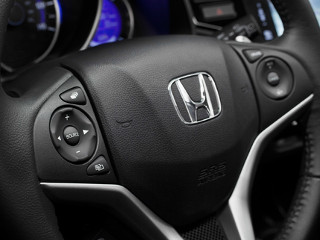 2015 Honda Fit Steering Wheel Controls