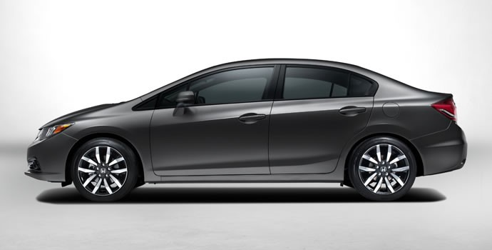 2015 honda civic specs