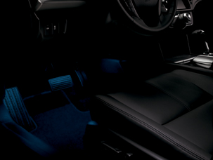 Crosstour Interior Illumination