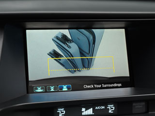 Crosstour Mulit Angle Rearview Camera