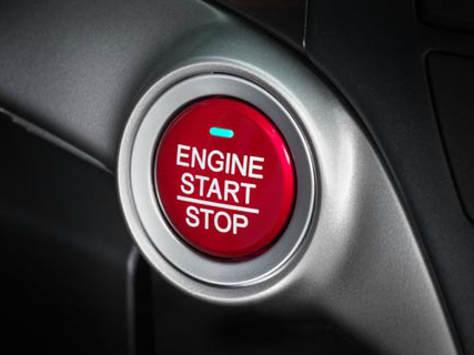 Crosstour Push Button Start