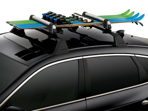 Crosstour Ski Attachment