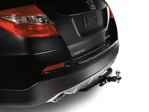 Crosstour Trailer Hitch