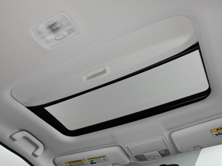 2014 Honda CR-V one touch power moonroof