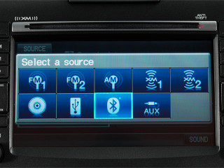 bluetooth connectivity in the 2014 Honda CR-V