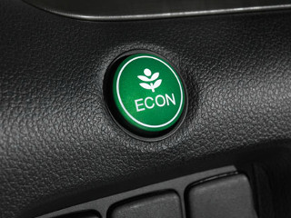 the Econ button on the 2014 Honda CR-V