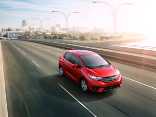 G shift in the 2015 honda fit