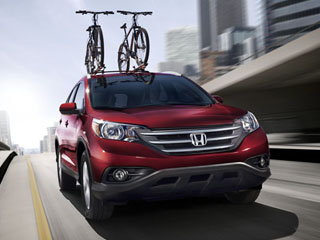 Hill start assist in the 2014 Honda CR-V