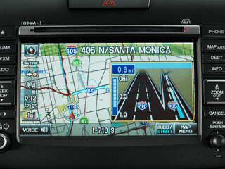 2014 Honda Navigation features