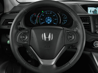 steering wheel mounted controls