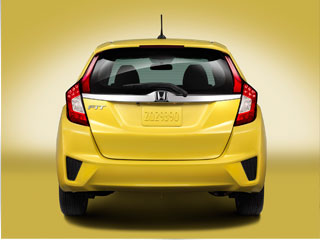 2015 Honda Fit Redesigned Exterior