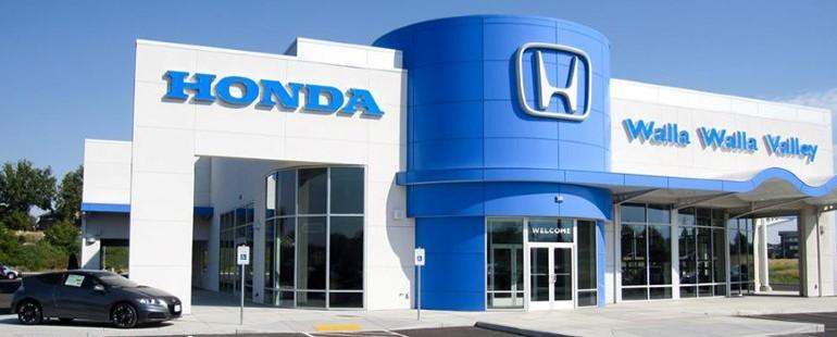 Walla Walla Valley Honda