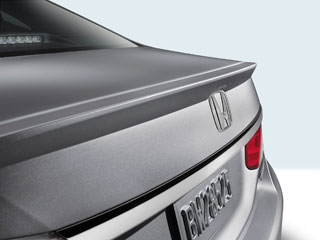 2015 Honda Accord Hybrid Aerodynamics