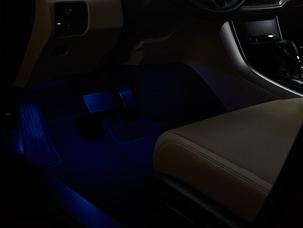 2015 Honda Accord Hybrid Interior Illumination