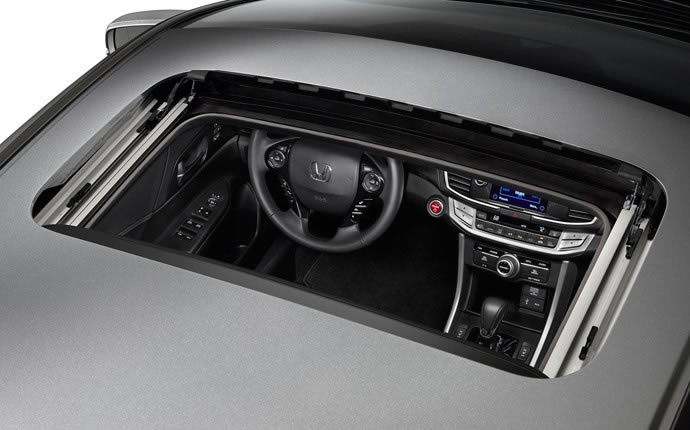 2015 Honda Accord Hybrid Moonroof